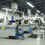 CNC Manufacturing (Floor)