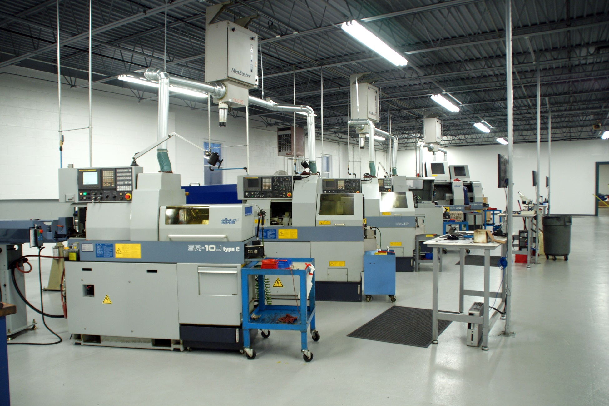 cnc manufacturing specializing in the precision machining of