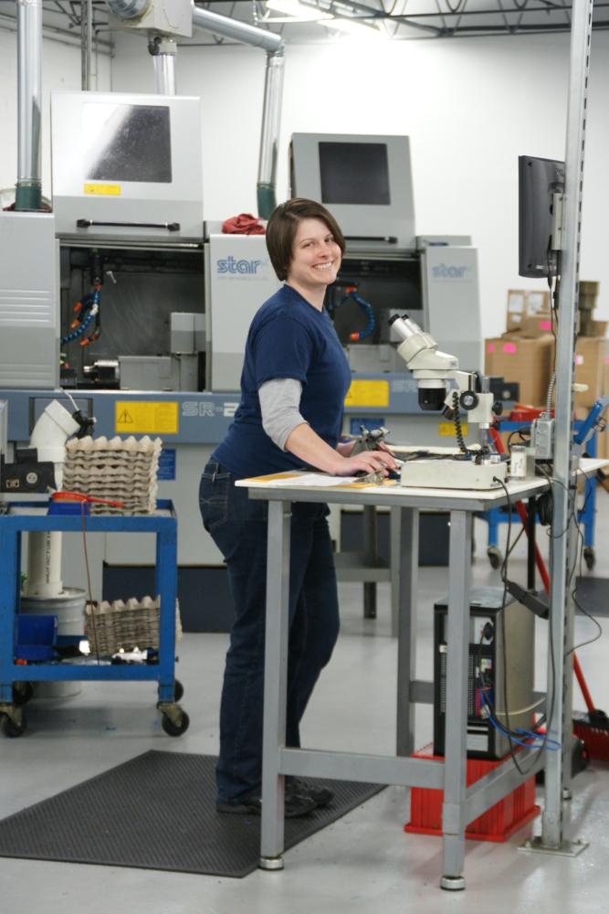 CNC Manufacturing, Inc.